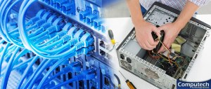 Winona Lake Indiana Onsite Computer PC & Printer Repairs, Network Support, & Voice and Data Cabling Services