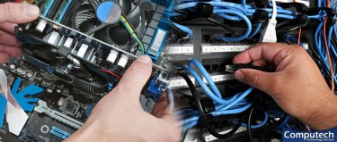 Kearney Missouri On Site Computer & Printer Repair, Networks, Telecom & Data Cabling Services