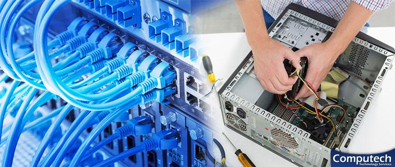 Peoria Illinois Onsite Computer & Printer Repairs, Network, Telecom & Data Cabling Services