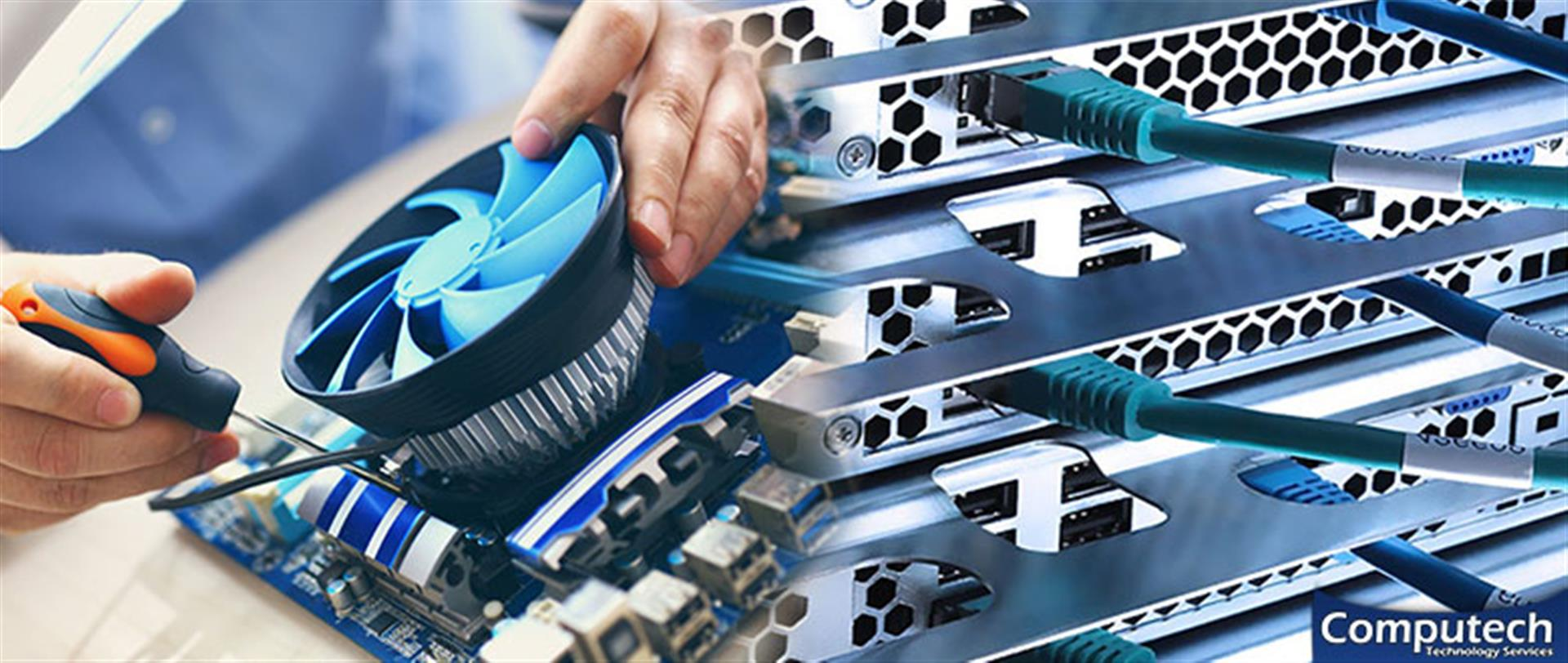 Washington Georgia On Site Computer PC & Printer Repair, Networking, Voice & Data Cabling Contractors