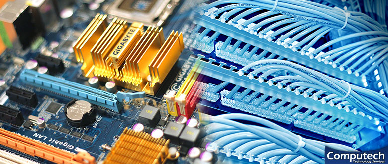 Marquette Michigan Onsite PC and Printer Repair, Network, Telecom and Data Low Voltage Cabling Services