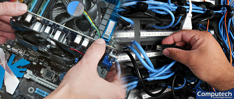 Fayetteville West Virginia On Site Computer Repair, Network, Voice & Data Low Voltage Cabling Solutions