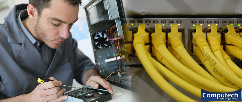 Hickory North Carolina On Site Computer PC Repair, Network, Telecom & Data Inside Wiring Solutions