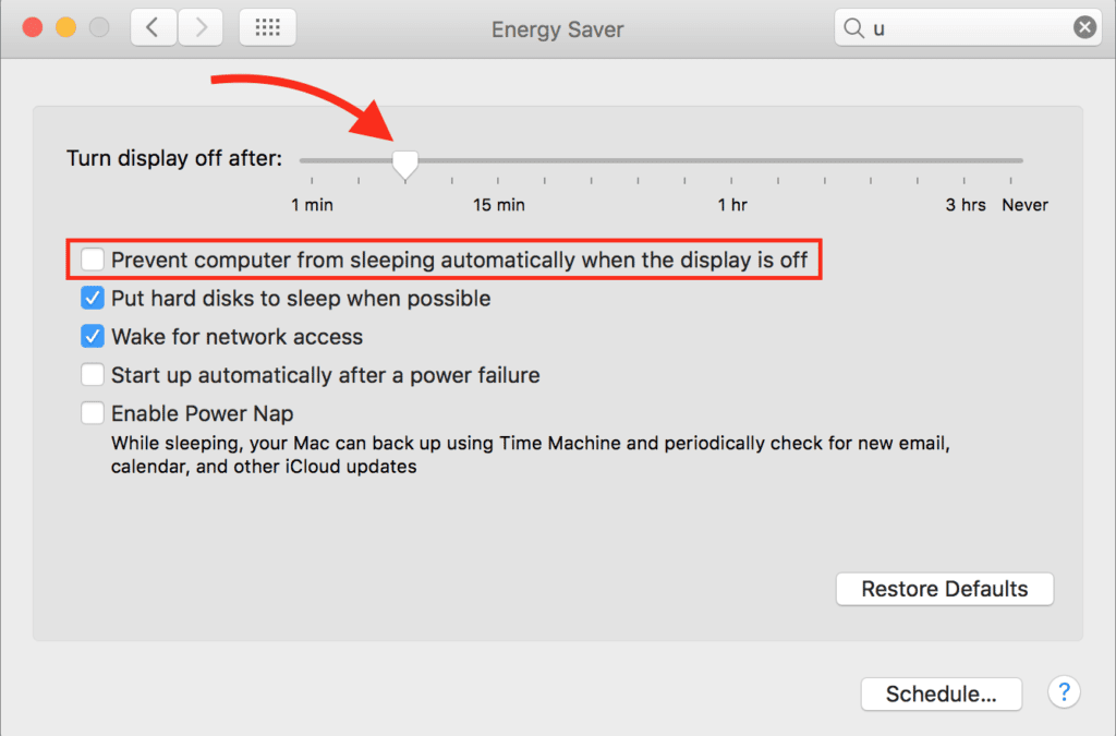 Sleep (Your Mac) More to Save Time and Power