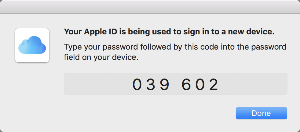 Get Two-Factor Authentication Working in Older Apple Systems