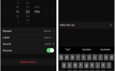 How to Use Siri to Set iOS Alarms