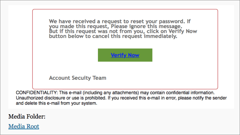 Watch Out for Phishing Attacks Hidden in Your Email