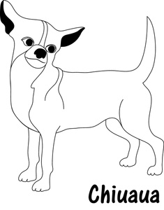 breed coloring dog page online coloring