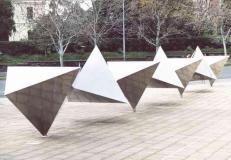 festival theatre triangles