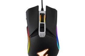技嘉推出AORUS M5電競滑鼠 全方位客製化