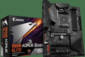 發燒音質+豐富的PCIe 4.0 等擴充能力!技嘉B550 AORUS ELITE主機板開箱