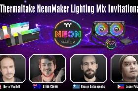 2020 曜越 NeonMaker炫光爭霸賽第二季正式上線