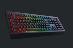 全新Razer Cynosa V2 RGB背光鍵及媒體操控鍵開賣