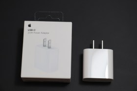 MagSafe 充電就靠它!蘋果新 20W USB-C 充電器開箱 和18W相比體積不變售價更便宜