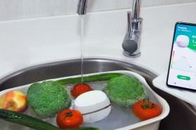 華碩跨界推出PureGo蔬果洗淨偵測器 為大家的食安把關
