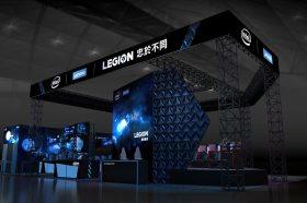 Lenovo首次參與台北國際電玩展   帶玩家進入星際冒險