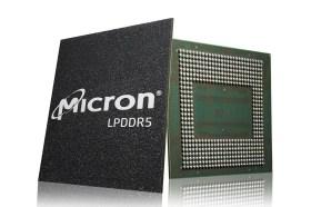 速度更快更省電!用於小米旗艦Mi 10等高階智慧型手機 美光LPDDR5 DRAM上市