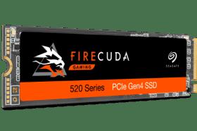 PCIe Gen4 NVMe 固態硬碟能跑多快?希捷 FireCuda 520 開箱實測
