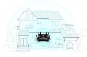 無線路由器只能擺在小烏龜旁?Mesh Wi-Fi 將改變大家的擺放思維