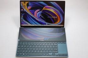 有雙螢幕就是好用!華碩新款 ZenBook Duo 14 (UX482) 開箱評測