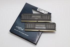 就是要給你玩超頻!Crucial Ballistix Max Gaming DDR4 4000 C18 2x16GB 記憶體評測