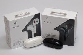 舒適又輕盈!1MORE ComfoBuds舒適豆真無線耳機開箱評測