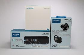 居家辦公上課好幫手!Anker 無線藍牙喇叭,真無線耳機&充電器開箱使用分享