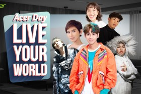 2021 Acer Day首場線上音樂會來囉!六位歌手及多組藝人8/7登場!