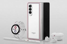 5分鐘就售鑿!三星Galaxy Z Fold3︱Flip3 5G Thom Browne Edition限量版引爆市場話題