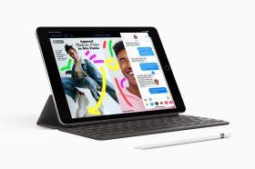 全新9代10.2 吋iPad登場!帶來A13 仿生晶片並支援一代Apple Pencil