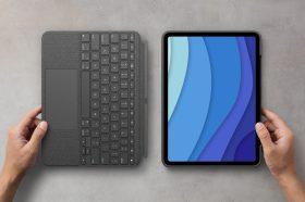 羅技推出專屬iPad Pro注音鍵盤保護殼 – Logitech Combo Touch