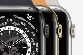 Apple Watch Series 7將於10/8就開賣隔一週就能到貨!Watch3降價只要五千九起