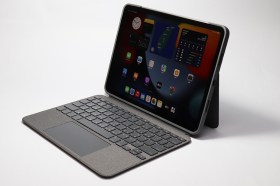 iPad Pro的最佳搭檔!Logitech Combo Touch注音鍵盤保護殼開箱使用介紹