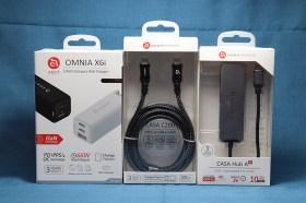 充電與高速資料傳輸的最佳夥伴!亞果元素OMNIA X6i 66W 氮化鎵充電器與CASA Hub A05開箱介紹