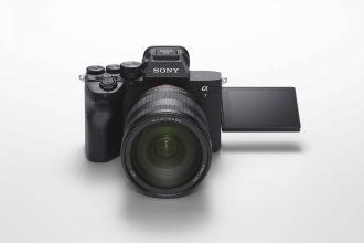 旗艦機種同級處理器下放!Sony α7 IV 數位相機嶄新突破登場