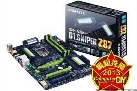 電競之徒 遊戲之道 GIGABYTE Z87 G1.SNIPER主機板