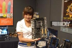 微星MSI X79主機板發表會