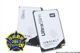 硬碟輕薄與容量的完美平衡 WD5000MPCK、WD10SPCX 2.5吋硬碟