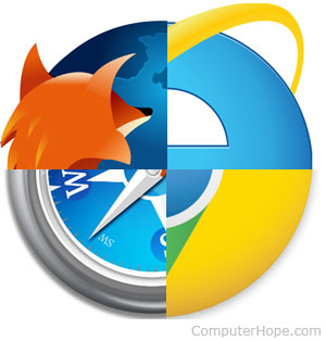 Internet browsers - The Internet Tips