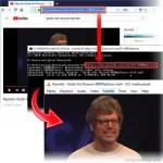 sur YT:  Comment télécharger et enregistrer une vidéo YouTube sur mon ordinateur?  infos