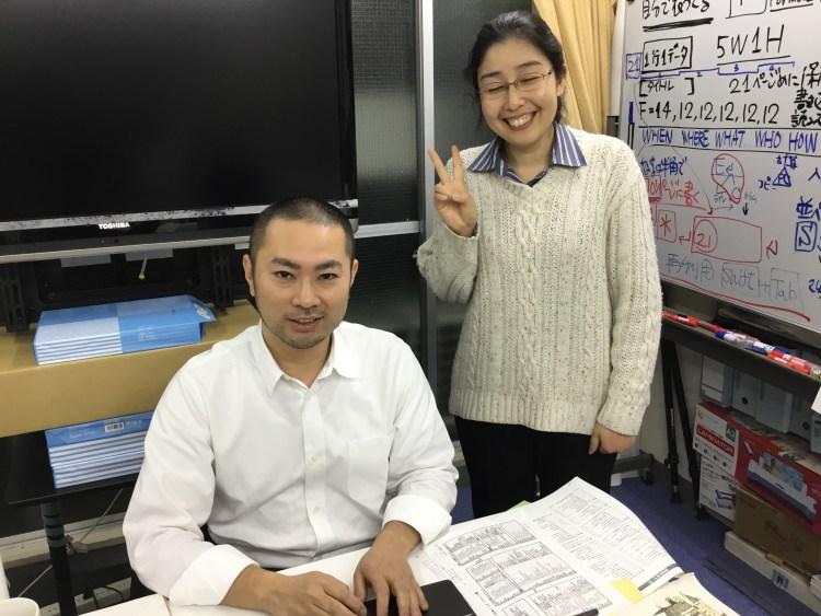 左:松本さん・右:小野さん