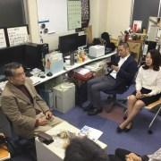 神保町マイツール教室で講演する荒川さん