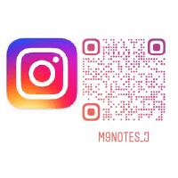 M9notesプロジェクト公式instagram