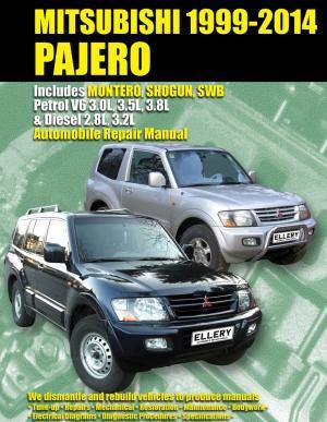 Mitsubishi Pajero, Montero, Shogun, SWB Petrol & Diesel