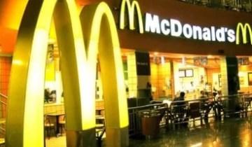 McDonald's запустил доставку еды в Москве через сервис UberEats.