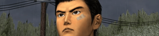Shenmue's Ryo is back...