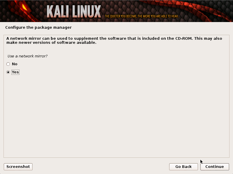 How to install Kali Linux in virtual machine step by step