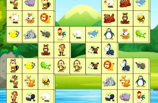 Animals Connect - kostenlos bei Computerspiele.at spielen!