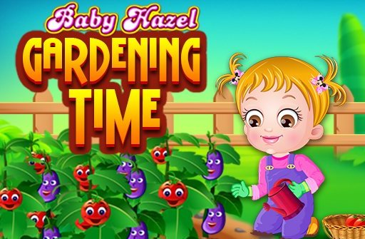 Baby Hazel Gardening Time gratis spielen Computerspiele.at!