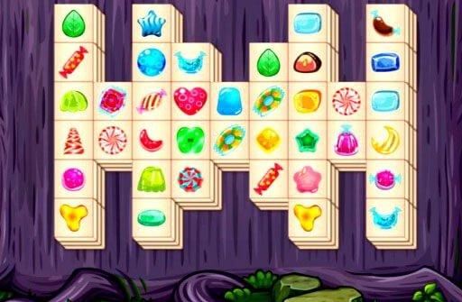 Candy Mahjong - kostenlos bei Computerspiele.at spielen!